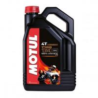 Моторное масло MOTUL 7100 10w40 4 литра