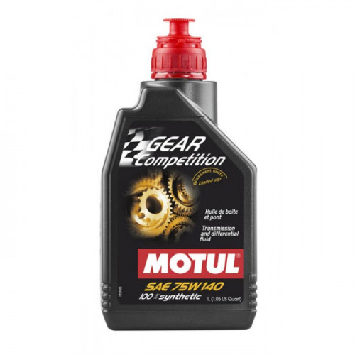 MOTUL GEAR Complectition 75W140