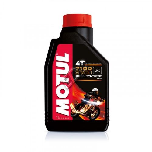 MOTUL 7100 4T 20W-50 1 литр