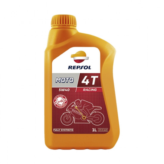 Моторное масло Repsol RACING 4T 5W40