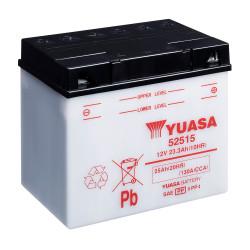 Аккумулятор YUASA 52515 BMW, 12В, 25Ач