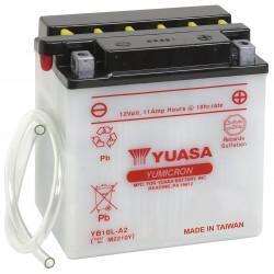 Аккумулятор YUASA YB10L-A2, 12В, 11Ач