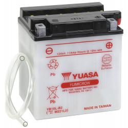 Аккумулятор YUASA YB10L-B2, 12В, 11Ач