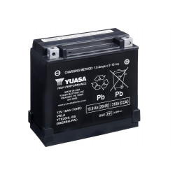 Аккумулятор YUASA YB16CL-B, 12В, 16Ач