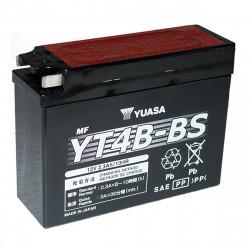 Аккумулятор YUASA YT4B-BS(YT4B-5), 12В, 2,3Ач