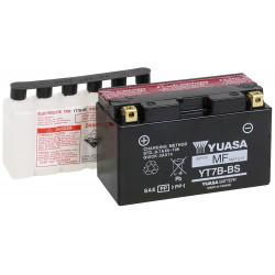 Аккумулятор YUASA YT7B-BS(7B-4), 12В, 6,5Ач