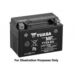 Аккумулятор YUASA YTX15L-BS, 12В, 13Ач