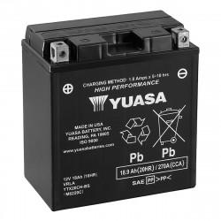 Аккумулятор YUASA YTX20CH-BS, 12В, 18Ач