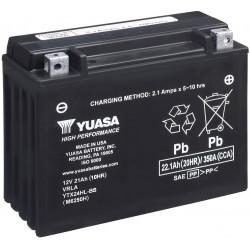 Аккумулятор YUASA YTX24HL-BS(Y50-N18L-A,A 3), 12В, 21Ач