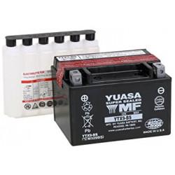 Аккумулятор YUASA YTX9-BS, 12В, 8Ач