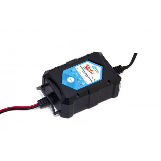 Зарядное устройство 12В, 1А Battery Service Moto