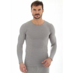 Термофутболка Brubeck Comfort Wool с длинным рукавом