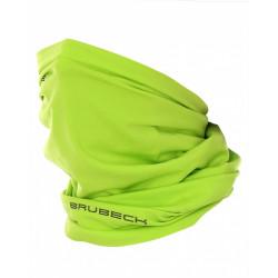 Бандана труба неоново-зеленая (полиамид)