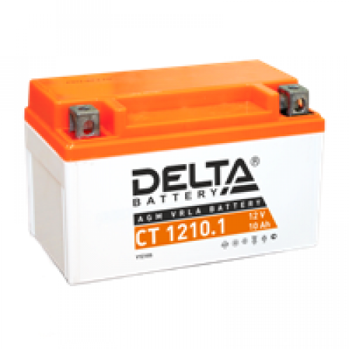 Аккумулятор DELTA YTZ10S, Д*Ш*В 150*86*93