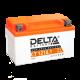 Аккумулятор DELTA CT1210.1, YTZ10S, Д*Ш*В 150*86*93