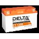 Аккумулятор DELTA CT1208, YT7B-BS, YT7B-4, Д*Ш*В 150*66*95