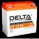Аккумулятор DELTA CT1210 YB9A-A, YB9-B, 12N9-4B-1, Д*Ш*В 137*77*135