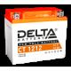 Аккумулятор DELTA CT1212, YTX14-BS, YTX12-BS, Д*Ш*В 150*86*131