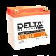 Аккумулятор DELTA CT1214, YTX14-BS, YTX14H-BS, YTX16-BS, YB16B-A, Д*Ш*В 151*88*147