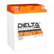 Аккумулятор DELTA CT1214.1, YB14-BS, YTX14AH, YTX14AH-BS, Д*Ш*В 132*89*164
