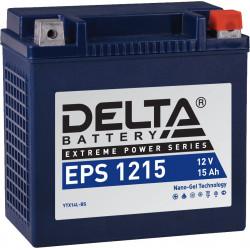 Аккумулятор DELTA EPS1215, YTX14L- ВS, Д*Ш*В 149*87*144