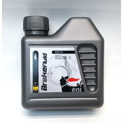 Eni  Brake Fluid DOT 5,1 - 0.25л