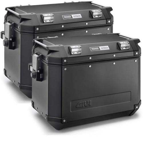 GIVI Комплект кофров OBKN4837BPACK2