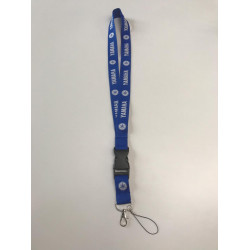 Лента для ключей YAMAHA синий