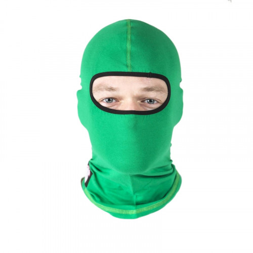 Подшлемник Pancher зелёный