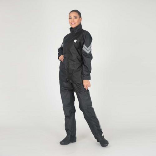 Дождевик (куртка,брюки) Titan чёрный