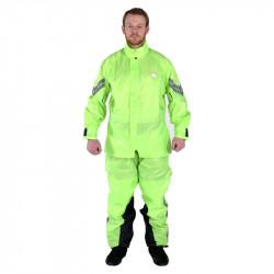 Дождевик (куртка, брюки) Hyperlook Titan, цвет зеленый