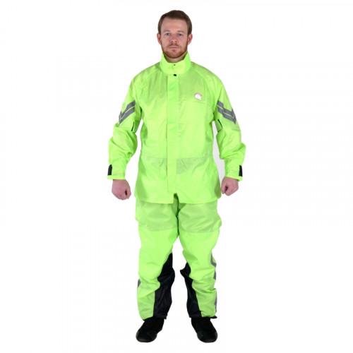 Дождевик (куртка,брюки) Titan зелёный