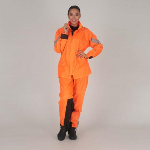 Дождевик оранжевый(куртка,брюки) Titan