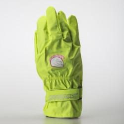 Перчатки дождевые Hyperlook Element, цвет зеленый