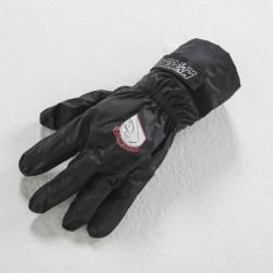 Перчатки дождевые Hyperlook Element, цвет черный