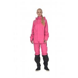 Мотодождевик Hyperlook Garda Pink
