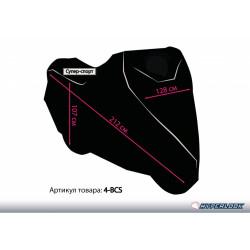 Чехол для мотоцикла класса спорт / нейкед