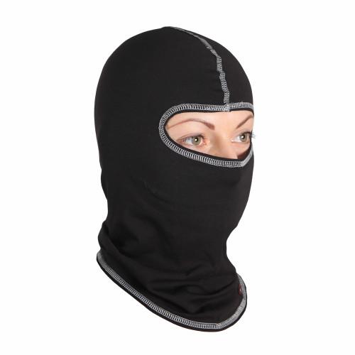 Подшлемник летний INFLAME Comfort Lite, черный (цвет шва черный)