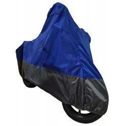 Чехол INFLAME СТАНДАРТ, мотоцикл, уличное хранение, цвет серо-синий
