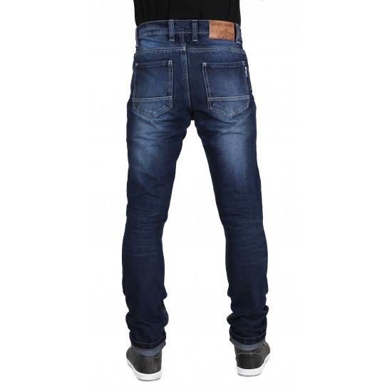 Мотоджинсы мужские CLASSIC синие