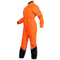 Раздельный дождевик INFLAME RAIN CLASSIC KIT WOMAN, цвет оранжевый
