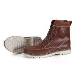 Городские ботинки INFLAME CAFE RACER, цвет коричневый