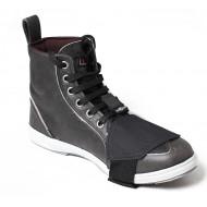 Накладка для обуви черная