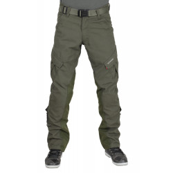 Мотоштаны мужские INFLAME CARGO, цвет олива (хаки)