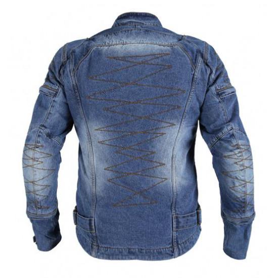 Мотокуртка INFLAME VEGAS Blue