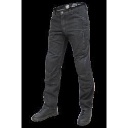 Мотоджинсы мужские INFLAME RAGE, цвет черный