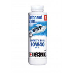 IPONE OUTBOARD 4000 RS 10W40 1л