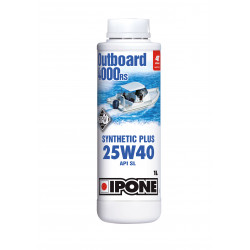 IPONE OUTBOARD 4000 RS 25W40 1л