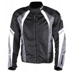 Куртка INFLAME INFERNO цвет черно-серо-белый