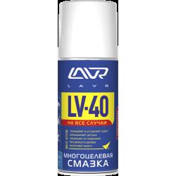 Многоцелевая смазка LV-40, 210 мл